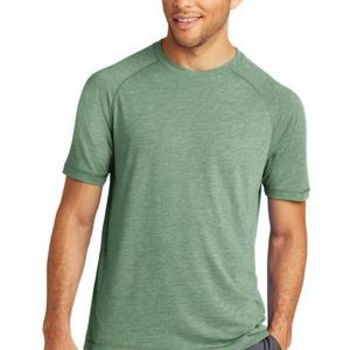 ® PosiCharge ® Tri Blend Wicking Raglan Tee Thumbnail