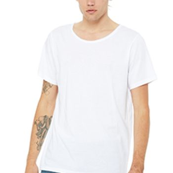 Men's Jersey Raw Neck T-Shirt Thumbnail