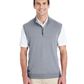Men's Quarter-Zip Club Vest Thumbnail
