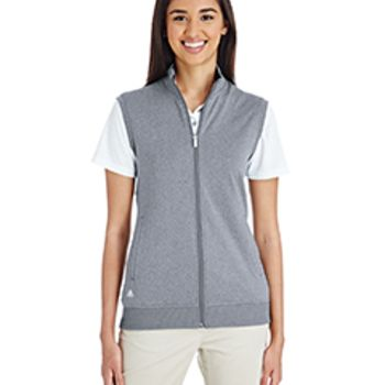 Ladies' Full-Zip Club Vest Thumbnail