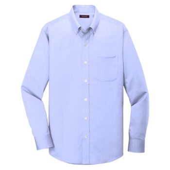 Tall Pinpoint Oxford Non Iron Shirt Thumbnail
