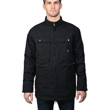 Unisex Tall Workwear Muscle-Back Jacket with Kevlar Thumbnail