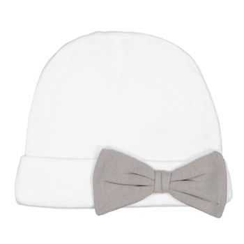 Premium Jersey Infant Bow Cap Thumbnail