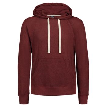 Heather Pullover Hooded Tee Thumbnail