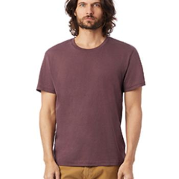 Men's Organic Basic Crew Thumbnail