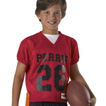 Youth Hero Flag Football Jersey Thumbnail