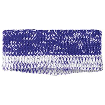 Acrylic Rib-Knit Ombre Ascent Headband Thumbnail