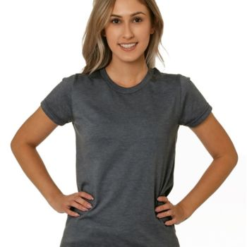 Women's Tri-Blend Short Sleeve T-Shirt Thumbnail