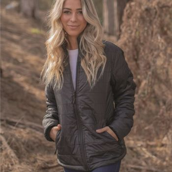 Women's Puffer Jacket Thumbnail