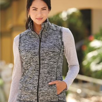 Cosmic Fleece Women's Vest Thumbnail