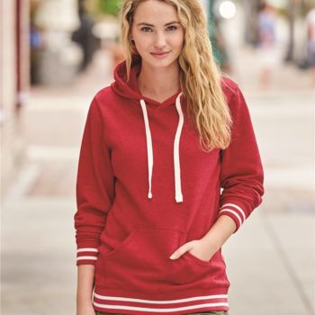 Relay Women's Hooded Pullover Sweatshirt Thumbnail