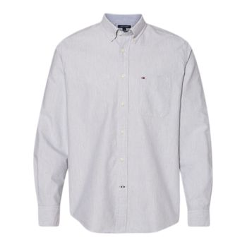 New England Solid Oxford Shirt Thumbnail