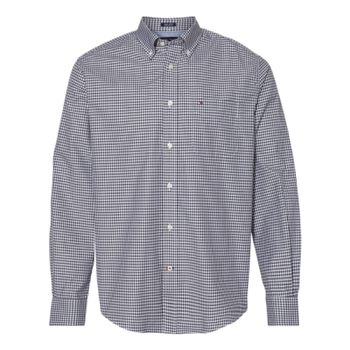 100s Two-Ply Gingham Shirt Thumbnail