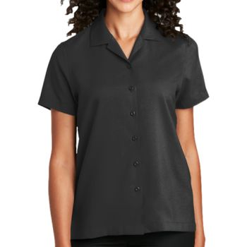 ® Ladies Short Sleeve Performance Staff Shirt Thumbnail