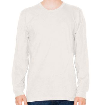 Fine Jersey Long Sleeve T-Shirt Thumbnail