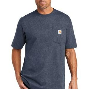 Tall Workwear Pocket Short Sleeve T Shirt Thumbnail