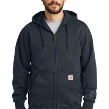 Rain Defender ® Paxton Heavyweight Hooded Zip Front Sweatshirt Thumbnail
